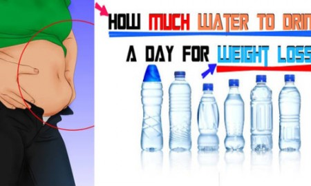 How-Much-Water-To-Drink-Daily-For-Weight-Loss-600x300